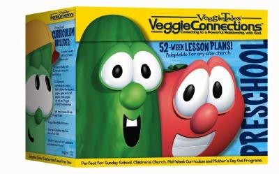 Veggieconnections Preschool Curriculum Kit