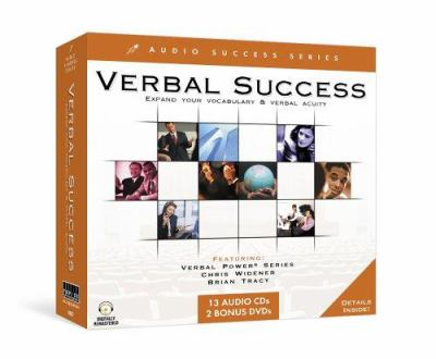 Verbal Success: Expand Your Vocabulary & Verbal Acuity [With DVD] 9781591507666