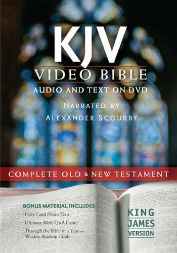 Video Bible-KJV 9781598567144