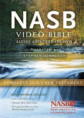 Video Bible-NASB 9781598567168