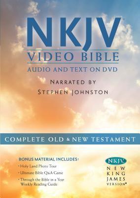 Video Bible-NKJV 9781598567182