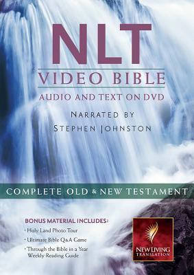Video Bible-NLT 9781598567199