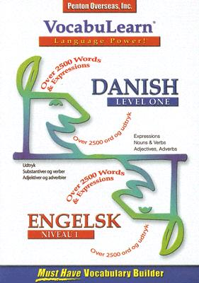 Vocabulearn Danish Level 1 [With Listening Guide] 9781591254966
