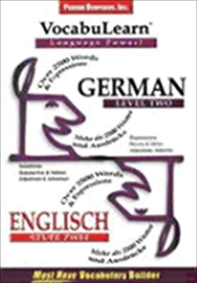 Vocabulearn German Level 2 9781591254140