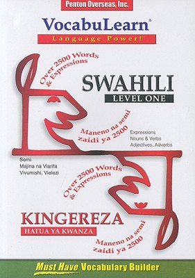 Vocabulearn: Swahili: Level 1 [With Booklet] 9781591255055