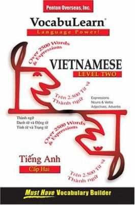 Vocabulearn Vietnamese Level 2 9781591255109
