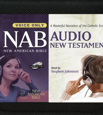 Voice Only New Testament-Nab 9781598563672