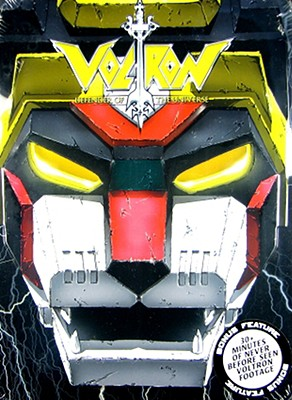 Voltron-Defender of the Universe Collectors Edition 5