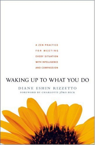 Waking Up to What You Do: A Zen Practice for Meeting Every Situation with Intelligence and Compassion 9781590301814