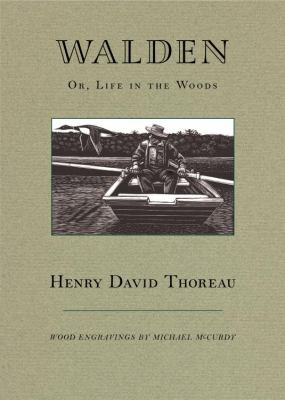 Walden: Or, Life in the Woods 9781590300886
