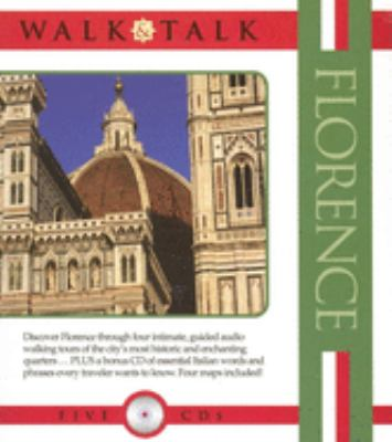 Walk & Talk Florence 9781596590342