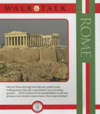 Walk & Talk Rome 9781596590335