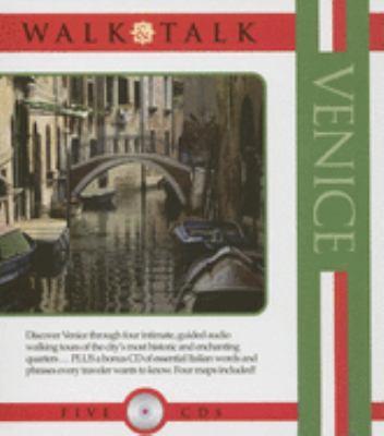 Walk & Talk Venice 9781596590359