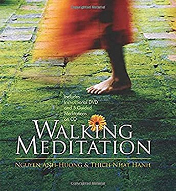 Walking Meditation [With CD and DVD] 9781591794738