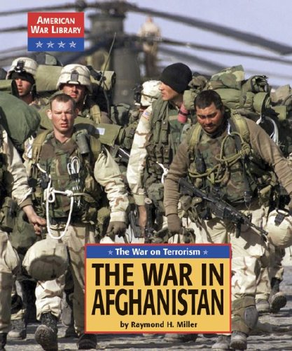 The War on Terrorism: The War in Afghanistan 9781590183311
