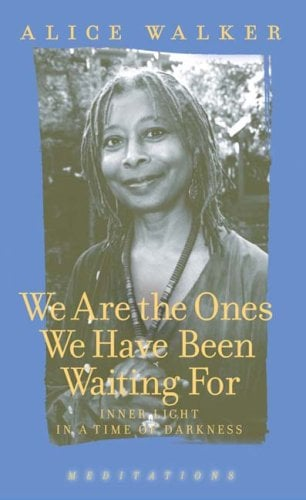 We Are the Ones We Have Been Waiting for: Light in a Time of Darkness 9781595581372