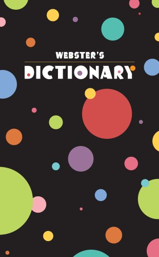 Webster's Dictionary 9781596950276
