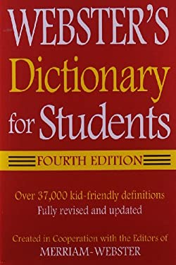 Webster's Dictionary for Students 9781596951235