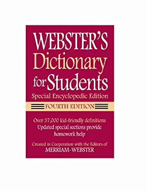 Webster's Dictionary for Students, Special Encyclopedic Edition 9781596951259