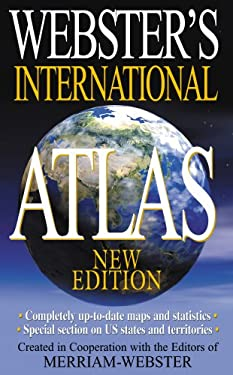 Webster's International Atlas 9781596950191