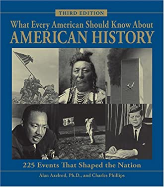 What Every American Should Know about American History: 225 Events That Shaped the Nation 9781598694284