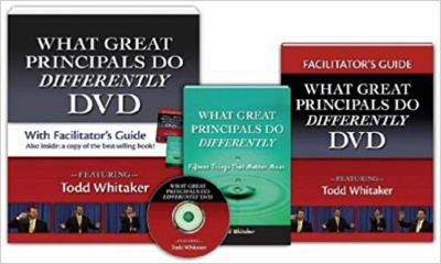 What Great Principals Do Differently:: Fifteen Things That Matter Most 9781596670525