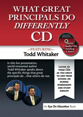 What Great Principals Do Differently 9781596671171