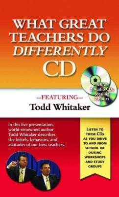 What Great Teachers Do Differently 9781596671157