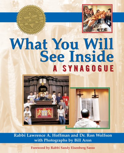 What You Will See Inside a Synagogue 9781594732560