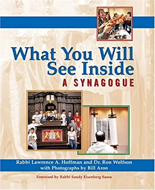 What You Will See Inside a Synagogue 9781594730122