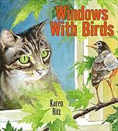 Windows with Birds 7243301
