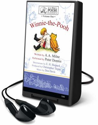 Winnie-The-Pooh [With Headphones] 9781598956702