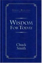 Wisdom for Today: Genesis - Revelation Daily Devotional 7332926