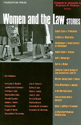 Women and the Law Stories 9781599415895