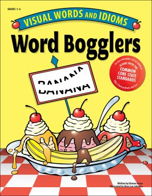 Word Bogglers: Visual Words and Idioms 9781593631475