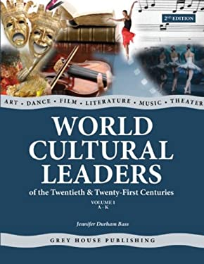 World Cultural Leaders of the 20th Century 9781592371181