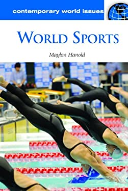 World Sports: A Reference Handbook 9781598847789