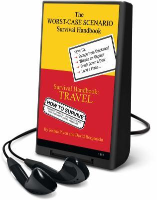 Worst Case Scenario Handbook and Worst Case Scenario Handbook: Travel