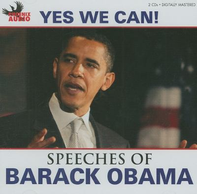 Yes We Can!: Speeches of Barack Obama 9781597772488