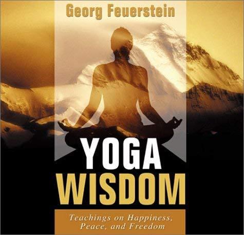 Yoga Wisdom 9781591790433