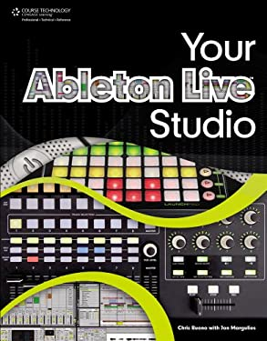 Your Ableton Live Studio 9781598638196