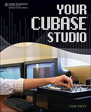 Your Cubase Studio 9781598634525