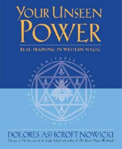 Your Unseen Power: Real Training in Western Magic [With Teaching Cards and Workbook and 9 CD's] 9781591794783