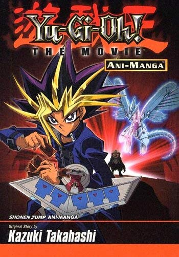 Yu-GI-Oh! the Movie Ani-Manga 9781591169994