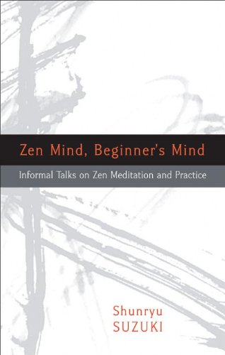 Zen Mind, Beginner's Mind 9781590308493