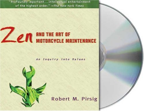 Zen and the Art of Motorcycle Maintenance 9781593979829