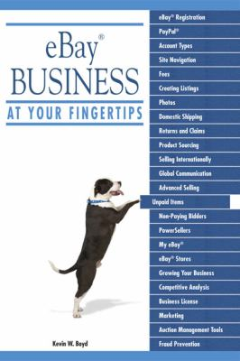 eBay Business at Your Fingertips 9781592577941