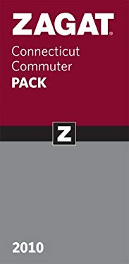 Zagat Connecticut Commuter Pack [With Paperback Book] 9781604782134