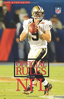 2010 Official Rules of the NFL 9781600784170