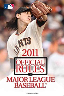The Official Rules of Major League Baseball 9781600785511